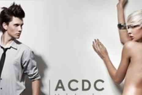 ACDC - Cut and Style With Joico Conditioning Treatment For Men - Save 68%