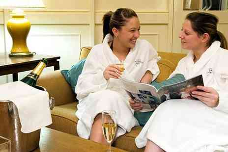 Daresbury Park - Spa Day with Treatment and Sparkling Wine for Two or Four - Save 0%