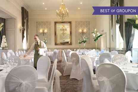 The Bridge Hotel and Spa - Wedding Package for 50 Day and 90 Evening Guests  - Save 49%