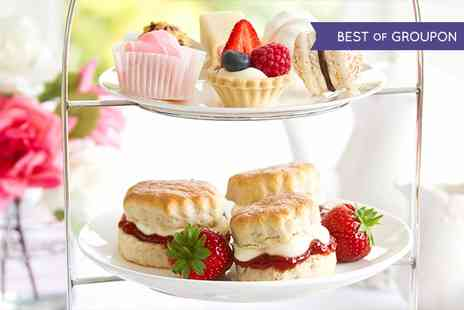 The Court Bar - Afternoon Tea For Two or Four - Save 46%