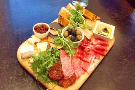 The Wrens - Choice of Gin and Tonic with Sharing Mezze Platter for Two - Save 52%