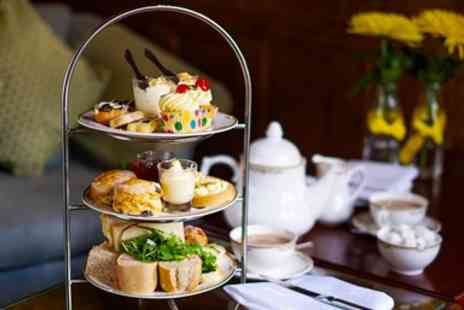 Moor Hall Hotel - Afternoon Tea & Kir Royal  - Save 20%