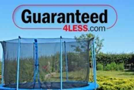 Guaranteed4LESS.com - 10ft Trampoline With Enclosure - Save 69%