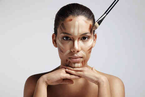 Creation Beauty - Two hour MAC contouring and skin sculpting masterclass for one - Save 0%
