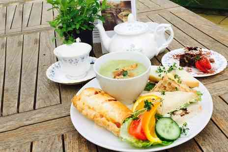 Talton Mill Farm Shop - Summer Special Lunch for Two or Four - Save 0%