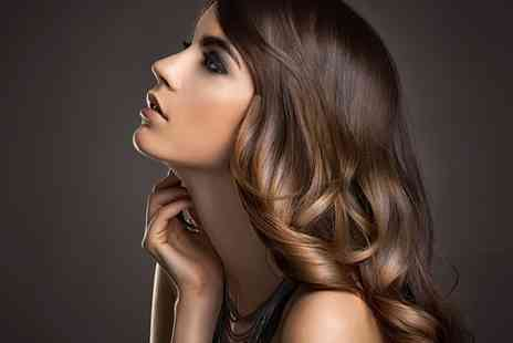 Monochrome Hair and Beauty - Wash, Cut, Blow Dry and Condition with Optional Colour or Foils - Save 57%