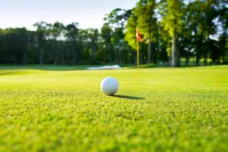 Telford Hotel & Golf Resort - One or Two Rounds of 18 Hole Golf with a Bacon Roll and Hot Drink for Two or Four - Save 0%