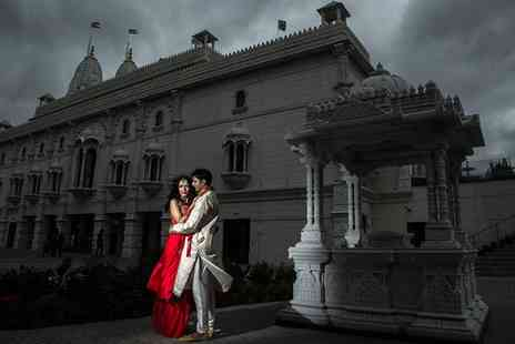 Rashalrahmanphotography - Deluxe Wedding Photography Package - Save 75%