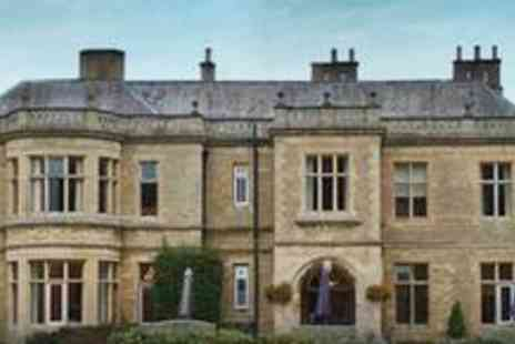 Wadenhoe House - One night manor house stay for two including a cooked breakfast in Peterborough - Save 52%
