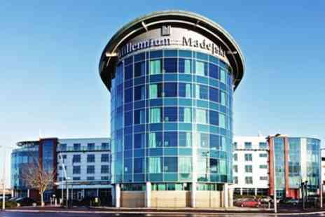 Millennium Madejski Hotel - One Night Stay for Two With Breakfast, Dinner and Access to the Club Lounge - Save 0%