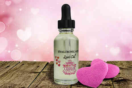Cougar Beauty Products - Valentines Edition Hyaluronic Acid - Save 87%