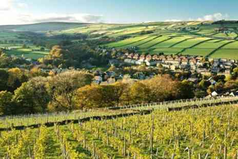 Holmfirth Vineyard - Yorkshire Vineyard Break including Wine & Tour - Save 46%
