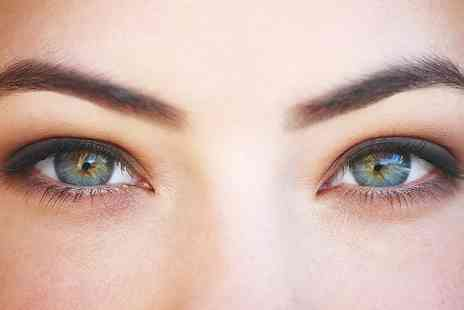 Vain Salon - HD Brows with Optional Lash Tinting - Save 35%