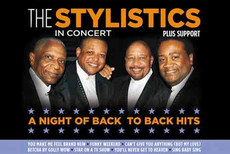 OEP Live - General Admission Ticket to see The Stylistics and Support Live, Plus a Drink on Arrival on 20 November - Save 0%