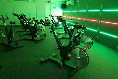 Fit4Less - Five Spinning Classes - Save 0%