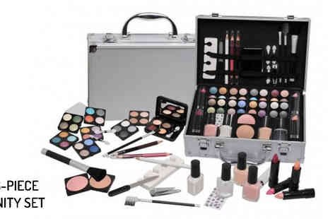 The Beauty Retreat - Urban Beauty Make Up Palette or Vanity Set - Save 56%