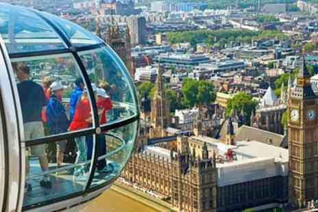 Merlin Entertainments Group - Entry to London Eye, Madame Tussauds, SEA LIFE & More - Save 0%