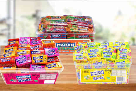 Sweets and Treats - 880g tub of Maoam sweets - Save 44%