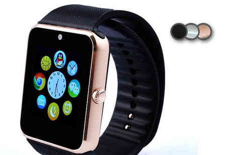 Mobi Trends - i touch Bluetooth smart watch in a choice of three colours - Save 75%