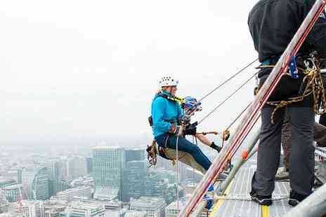 Noahs Ark Childrens Hospice - Charity Abseil and Stair Climb on 4 June - Save 37%