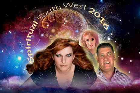 Psychic Stars - Spiritual South West All Day Event Ticket on Saturday 25 June  - Save 58%