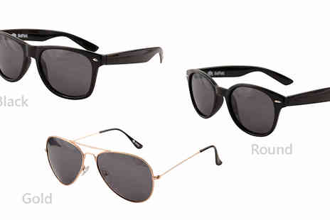 Minterr - Bellfield Sunglasses with Case in 3 Designs - Save 40%