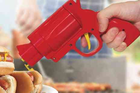 Divinity Fashion - Novelty condiment sauce gun - Save 53%