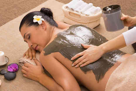 Nicky Salon - One hour seaweed body wrap and 30 minute facial - Save 81%