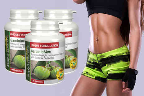 Simply Supplements - Three month supply of Garcinia Max - Save 68%