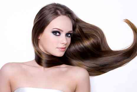 Beauty at Ziba - Half or Full Head of Hair Extensions - Save 67%