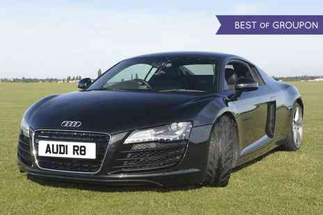 Experience Limits - Audi R8 Three or Six Lap Experience - Save 0%