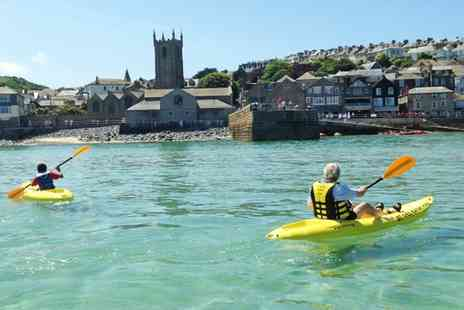 St Ives Boat Rides - One Hour Kayaking Session for One or Two - Save 42%