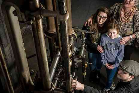 London Museum of Water & Steam - London Museum of Water and Steam Adult or Family Entry - Save 42%