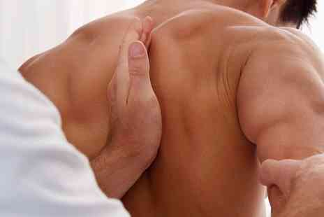 The SW7 Clinic - Osteopathy Consultation and Treatment - Save 68%