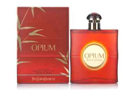 Groupon Goods Global GmbH - YSL Opium EDT 90ml  - Save 34%