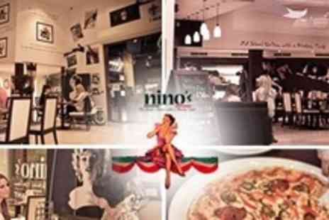 Ninos - Two Course Pizza or Pasta Meal For Four - Save 63%