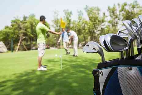 The Kent and Surrey Golf Club - 30 or 60 Minute PGA Golf Lesson with Pro - Save 56%