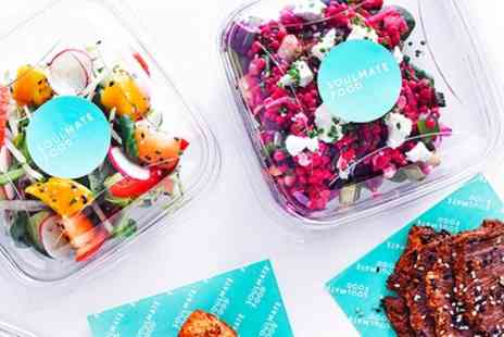 Soulmate Food - Three Day or Five Day Soulmate Food Diet Box Plans - Save 50%