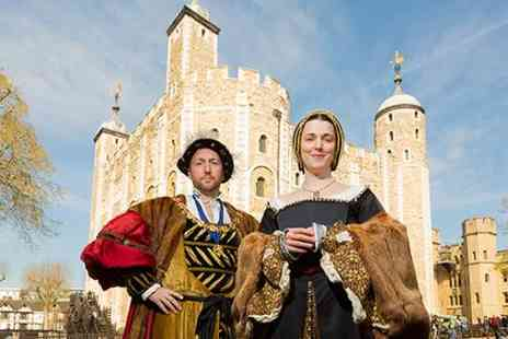 City Cruises - Tower of London Plus Thames River Rover Pass - Save 0%