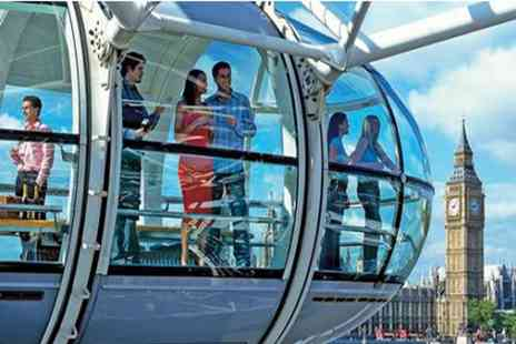London Eye - London Eye Plus London Aquarium Plus FREE Tower Bridge - Save 0%
