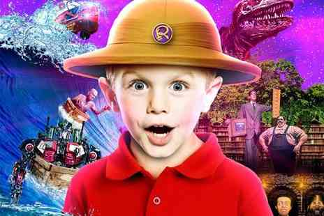 Ripleys Believe It or Not - Ripleys Believe It or Not! Evening Saver Ticket - Save 0%