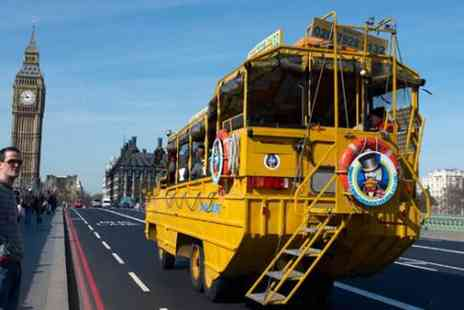 London Duck Tours - London Duck Tours - Save 0%