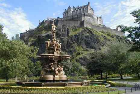 Historic Scotland - Edinburgh Castle Fast Track Ticket - Save 0%