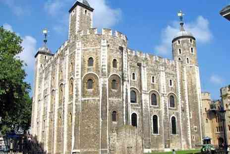 London Eye - Tower of London Plus London Eye & Thames River Rover Pass - Save 0%