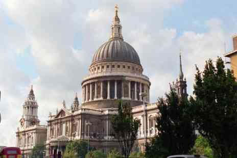 StPauls Cathedral  - St Pauls Cathedral Plus Tower of London Ticket - Save 0%