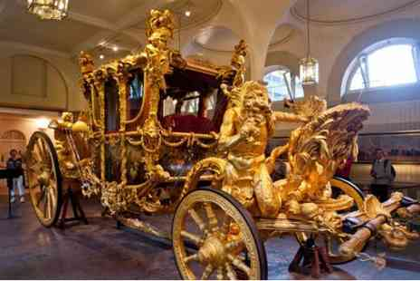 Royal Collection Trust - The Royal Mews at Buckingham Palace - Save 0%