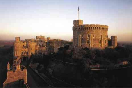 French Brothers Boat Trips - Windsor Castle Plus 40 Minute Round Trip - Save 0%