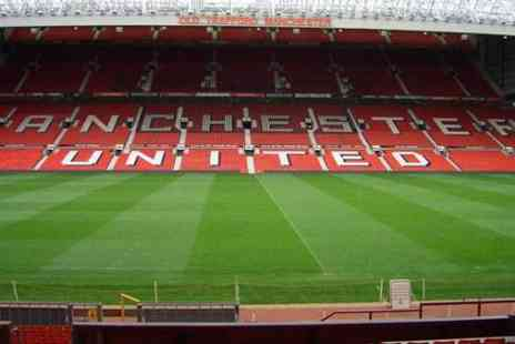 Manchester United FC - Manchester United  Stadium Tour And Museum Ticket - Save 0%