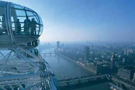 London Eye - London Eye Plus The Monument Experience - Save 0%