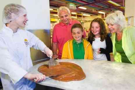 Cadbury World - Cadbury World Tickets - Save 0%